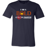 I Am A BOLD Cancer Fighter - Men's Shirt - LiVit BOLD - LiVit BOLD
