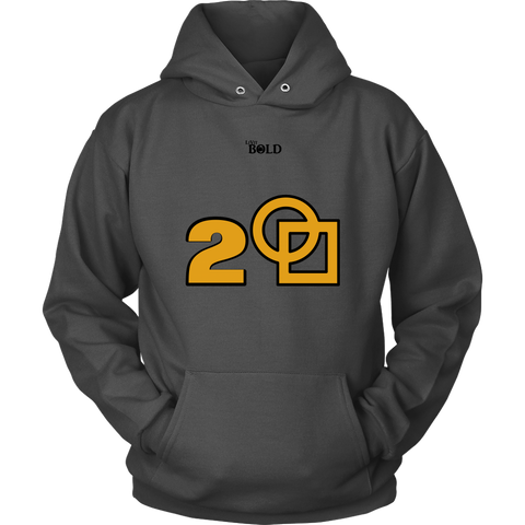Too Unique To Fit In Ver. 2.0 - Unisex Hoodie - LiVit BOLD - 11 Colors