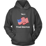 LiVit BOLD Hoodies for Men & Women - Proud American - LiVit BOLD