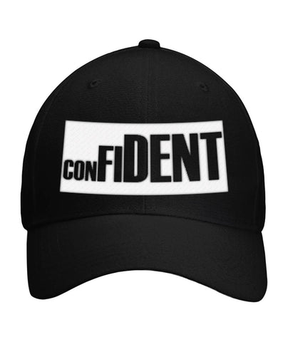 CONFIDENT Snap Back Caps - LiVit BOLD - 6 Colors - LiVit BOLD