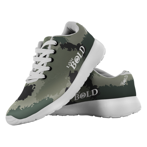 LiVit BOLD Camouflage Running / Casual Shoes - LiVit BOLD