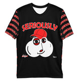 SERIOUSLY All-Over Print Men's T-shirt