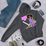 Star Amanda - The World Needs Your Gift Female Hoodie - 8 Colors