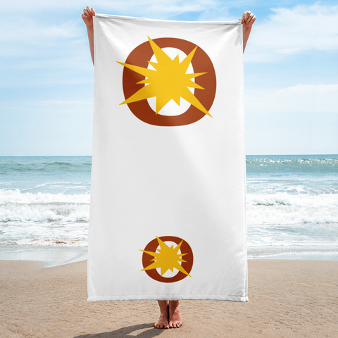 LiVit BOLD Beach Towel - BOLDERme Collection - LiVit BOLD