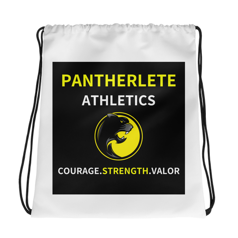 Pantherlete Athletics Drawstring bag - LiVit BOLD