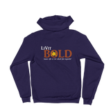 Men's Hoodie sweater- Front and Back Print - BOLDERme Collection - LiVit BOLD