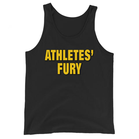 Athletes' Fury Unisex Tank Top (7 Colors)
