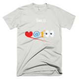 Love @ 1st Sight Men's Short-Sleeve T-Shirt