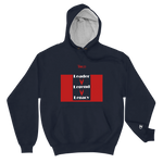 Champion Visionary Hoodie - Leader.Legend.Legacy - by LiVit BOLD - 3 Colors - LiVit BOLD