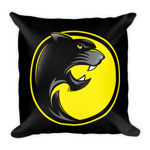 Pantherlete Athletics Throw Pillow - LiVit BOLD