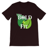 LiVit BOLD & Fit Short-Sleeve Unisex T-Shirt - 19 Colors - LiVit BOLD