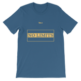 No Limits Short-Sleeve Unisex T-Shirt - 18 Colors - LiVit BOLD - LiVit BOLD