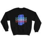 LiVit BOLD In Three Colors Unisex Sweatshirt - Available in 7 Colors