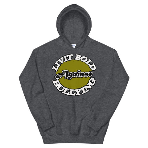 LiVit BOLD Against Bullying Unisex Hoodie - 7 Colors - LiVit BOLD