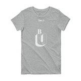 Be You! - Short Sleeve Women's T-shirt - LiVit BOLD - 4 Colors - LiVit BOLD