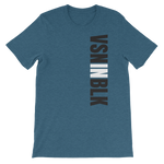 VSNINBLK Short-Sleeve Unisex T-Shirt - 10 Colors - LiVit BOLD