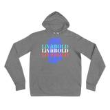 LiVit BOLD In Three Colors Unisex hoodie - Available in 4 colors - LiVit BOLD
