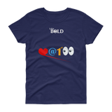 Love @ 1st Sight Women's short sleeve t-shirt