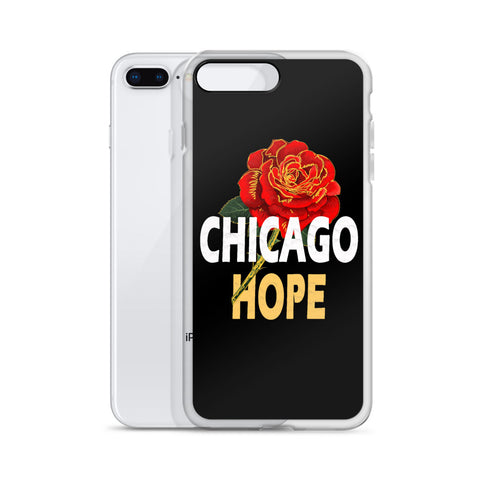Chicago Hope iPhone Case