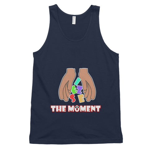 Seize The Moment Unisex Tank - 5 Colors - LiVit BOLD