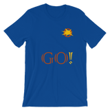 LiVit BOLD Short-Sleeve Unisex T-Shirt - GO! Collection - LiVit BOLD