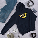 Athletes' Fury - Hold Nothing Back - Front and Back Print - Unisex Hoodie - 4 Colors - LiVit BOLD