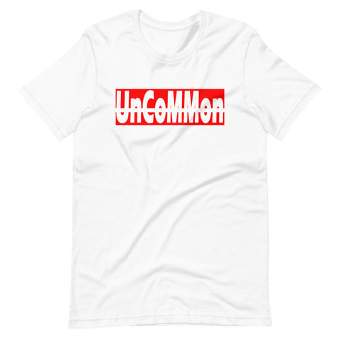 UnCoMMon Short-Sleeve Unisex T-Shirt (9 Colors)