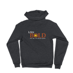 Unisex Hoodie sweater - Front and Back Print - GO! Collection - LiVit BOLD
