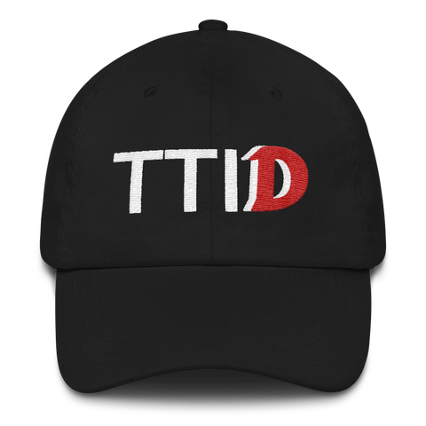 This Time It's Different Dad hat - LiVit BOLD - LiVit BOLD