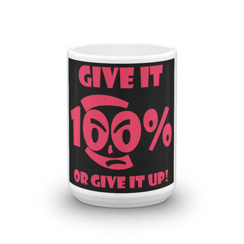 100 Percent Collection Mug - LiVit BOLD - LiVit BOLD