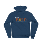 Women's Hoodie Sweater - Front and Back Print - BOLDERme Collection