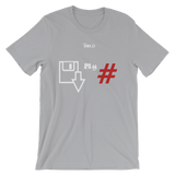 Save My Number - Short-Sleeve Unisex T-Shirt - 12 Colors - LiVit BOLD