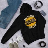 Success is in my DNA Unisex Hoodie - 9 Colors - LiVit BOLD