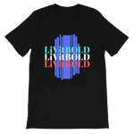 LiVit BOLD In Three Colors Short-Sleeve Unisex T-Shirt - 12 Colors - LiVit BOLD