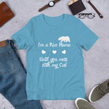 Mama Bear Short-Sleeve Unisex T-Shirt - 14 Colors - LiVit BOLD
