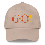 LiVit BOLD Dad hat - GO! Collection - LiVit BOLD