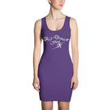 Big Dream Girl Sublimation Cut & Sew Dress - LiVit BOLD