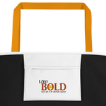 LiVit BOLD Beach Bag - BOLDERme Collection - LiVit BOLD