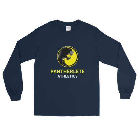 Pantherlete Athletics Long Sleeve T-Shirt - 12 Colors - LiVit BOLD - LiVit BOLD