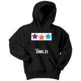Stars Youth Hoodie - 11 Colors - LiVit BOLD - LiVit BOLD