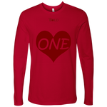 ONE LOVE - Men's Long Sleeve Top - LiVit BOLD - 5 Colors - LiVit BOLD