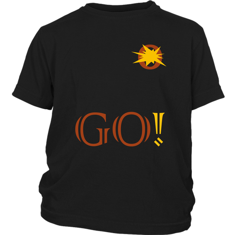 LiVit BOLD District Youth Shirt - GO! Collection - LiVit BOLD