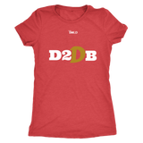 Dare To Dream BIG Women's T-Shirt  - 5 Colors - LiVit BOLD