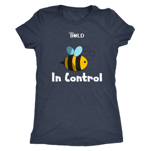Be In Control Women's Top - LiVit BOLD - LiVit BOLD
