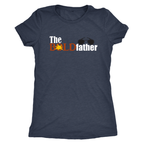 The BOLD Father Ladies' T-shirt - LiVit BOLD - LiVit BOLD