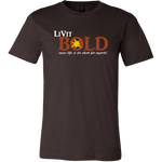 LiVit BOLD Canvas Men's Shirt - LiVit BOLD