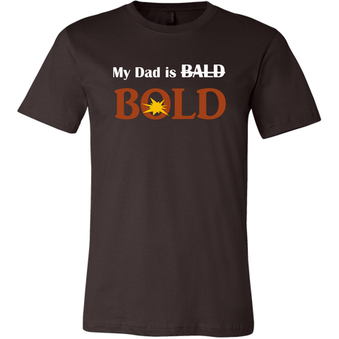 My dad is BOLD T-shirt - LiVit BOLD - LiVit BOLD