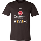 Stop Sleeping and Start Winning - Men's Shirt - LiVit BOLD - LiVit BOLD