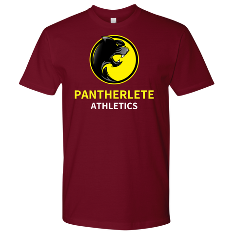 Pantherlete Athletics Men's Top - Cardinal - LiVit BOLD
