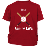 LiVit BOLD District Youth Shirt - Fan 4 Life - LiVit BOLD
